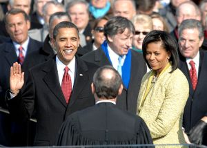 Barack Obama was our 5th youngest president, sworn in at 47 years of age